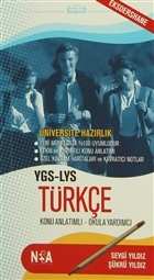 YGS - LYS Türkçe Konu Anlatımlı - Okula Yardımcı