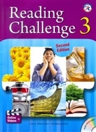Reading Challenge 3 + CD (2nd Edition)