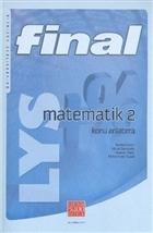 Final LYS Matematik 2 Konu Anlatımlı