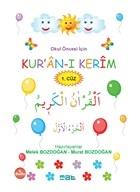 Okul Öncesi İçin Kur'an-ı Kerim 1. Cüz