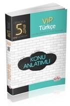 5. Sınıf VIP Türkçe Konu Anlatımlı