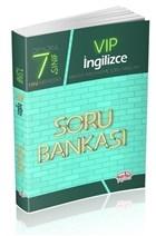 7. Sınıf VIP İngilizce Soru Bankası