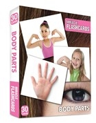 Miracle Flashcards - Body Parts Box 30 Cards