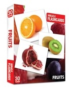 Miracle Flashcards - Fruit Box 30 Cards