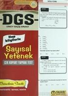 2017 DGS Sayısal Yetenek Çek Kopart Yaprak Test