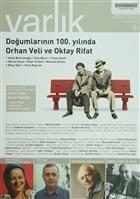 Varlık Aylık Edebiyat ve Kültür Dergisi Sayı: 1285 - Ekim 2014