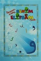 Benim Elifbam (Tecvidli-Mavi Kapak)