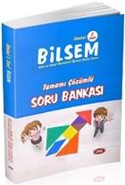 İlkokul 1. Sınıf BİLSEM Tamamı Çözümlü Soru Bankası