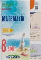 8. Sınıf Matematik 82 Çeşit Yaprak Test (2018 - 2019)