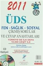 2011 ÜDS Fen - Sağlık - Sosyal Çıkmış Sorular ve Cevap Anahtarı