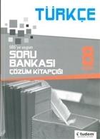 8. Sınıf Türkçe Soru Bankası Çözüm Kitapçığı  (SBS'ye Uygun)