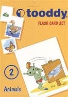 Flash Card Set: 2 (Animals / Hayvanlar)