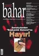 Berfin Bahar Aylık Kültür Sanat ve Edebiyat Dergisi Sayı: 229 Mart 2017