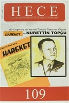 Hece Aylık Edebiyat Dergisi Nurettin Topçu Özel Sayısı: 11 - 109 (Ciltli)