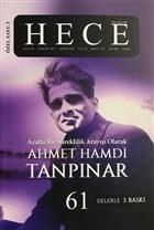 Hece Aylık Edebiyat Dergisi Ahmet Hamdi Tanpınar Özel Sayısı: 3 - 61 (Ciltsiz)