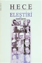 Hece Aylık Edebiyat Dergisi Eleştiri Özel Sayısı: 6 - 77/78/79 (Ciltsiz)