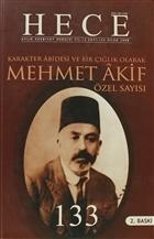 Hece Aylık Edebiyat Dergisi Mehmet Akif Özel Sayısı: 15 - 133 (Ciltsiz)