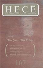 Hece Aylık Edebiyat Dergisi Sayı: 167