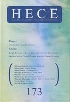 Hece Aylık Edebiyat Dergisi Sayı: 173