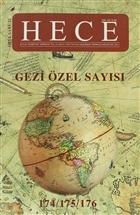 Hece Aylık Edebiyat Dergisi Gezi Özel Sayısı: 22 - 174/175/176 (Ciltsiz)