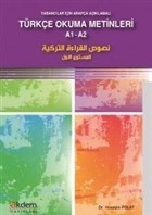 Yabancılar İçin Arapça Açıklamalı Türkçe Okuma Metinleri