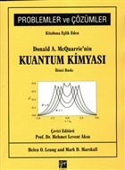 Kuantum Kimyası - Problemler ve Çözümler