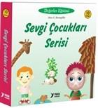 Sevgi Çocukları Serisi (10 Kitap Set)