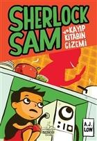 Sherlock Sam ve Kayıp Kitabın Gizemi
