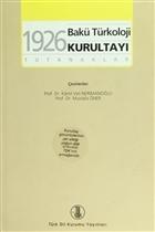 1926 Bakü Türkoloji Kurultayı