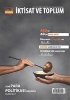 İktisat ve Toplum Dergisi Sayı: 9