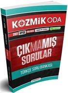 2021 KPSS Türkçe Çıkmamış Sorular Soru Bankası