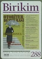 Birikim Aylık Sosyalist Kültür Dergisi Sayı: 288