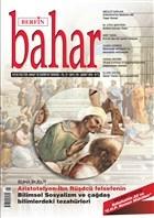 Berfin Bahar Aylık Kültür Sanat ve Edebiyat Dergisi Sayı : 216 Şubat 2016