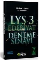 LYS 3 Edebiyat 7 Deneme Sınavı
