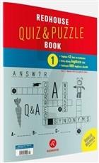 Redhouse Quiz & Puzzle Book Sayı: 1 Ağustos 2015