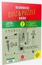 Redhouse Quiz & Puzzle Book Sayı: 2  Kasım 2015
