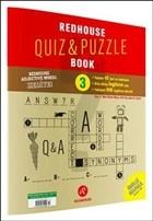 Redhouse Quiz & Puzzle Book Sayı: 3  Nisan 2016