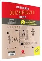 Redhouse Quiz & Puzzle Book Sayı: 5  Ekim 2016