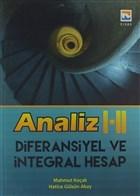 Analiz 1 - 2 Diferansiyel ve İntegral Hesap