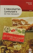2. Meşrutiyet'ten Cumhuriyet'e