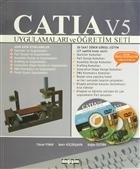 Catia V5 Uygulamaları ve Öğretim Seti