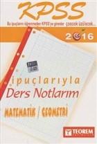 KPSS 2016 Matematik - Geometri İpuçlarıyla Ders Notlarım