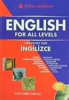 English For All Levels - Her Düzey İçin İngilizce (CD'li)