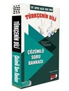 2019 TYT KPSS ALES DGS MSÜ Türkçenin Dili Çözümlü Soru Bankası