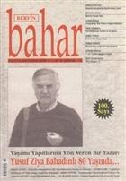 Berfin Bahar Aylık Kültür, Sanat ve Edebiyat Dergisi Sayı : 100