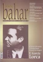 Berfin Bahar Aylık Kültür, Sanat ve Edebiyat Dergisi Sayı : 102