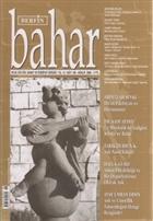 Berfin Bahar Aylık Kültür, Sanat ve Edebiyat Dergisi Sayı : 106