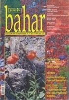 Berfin Bahar Aylık Kültür, Sanat ve Edebiyat Dergisi Sayı : 111