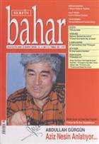 Berfin Bahar Aylık Kültür, Sanat ve Edebiyat Dergisi Sayı : 113