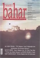 Berfin Bahar Aylık Kültür, Sanat ve Edebiyat Dergisi Sayı : 115